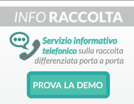 Prova la demo di InfoRaccolta